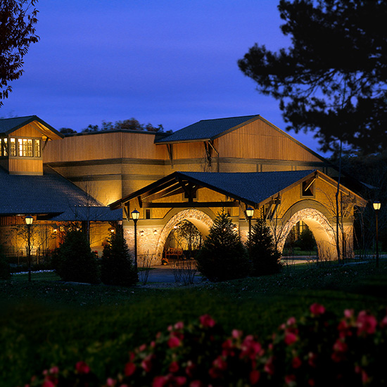 Spa Resorts for Food Lovers: Lodge at Woodloch; Hawley, PA