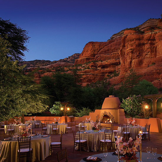 Spa Resorts for Food Lovers: Mii Amo Spa at Enchantment Resort, Sedona, AZ