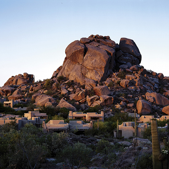 Spa Resorts for Food Lovers: Boulders Resort, a Waldorf Astoria Spa; Carefree, AZ