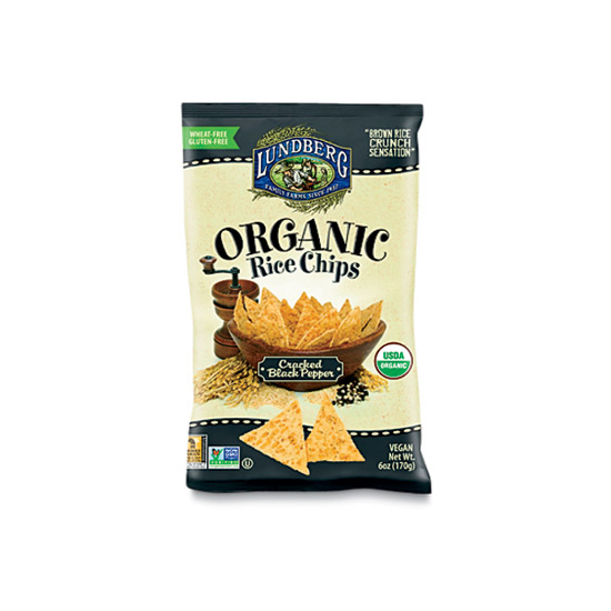 Chips: Lundberg Organic Rice Chips