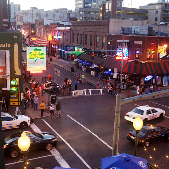 Memphis Photo Tour: Beale Street