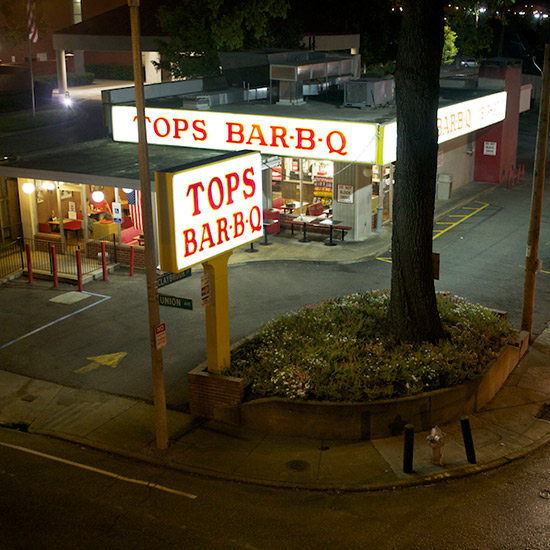 Memphis Photo Tour: Tops Bar-B-Q