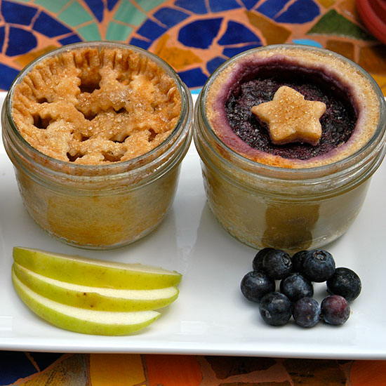 New Ways to Eat Pie: All Jarred Up; Portland, OR