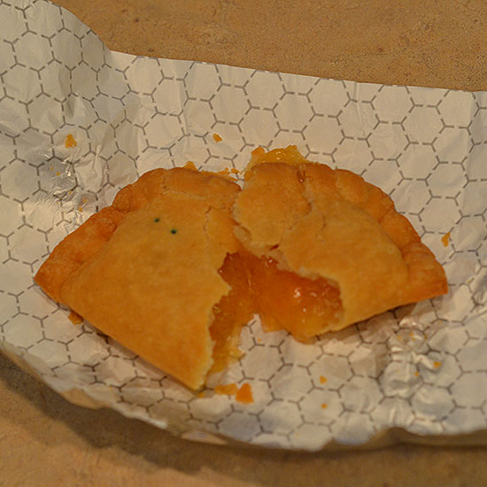 New Ways to Eat Pie: Whiffies Fried Pies; Portland OR