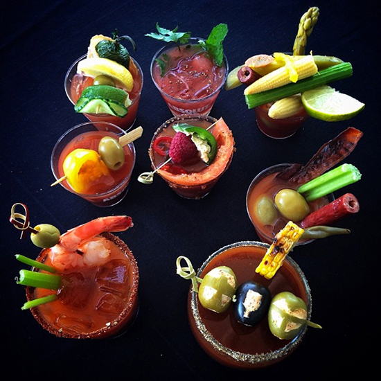 New York City Wine and Food Festival: Bloody Marys