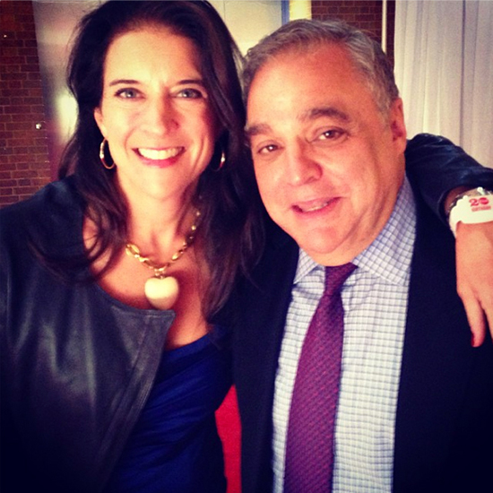 New York City Wine and Food Festival: Chris Grdovic and Lee Schrager