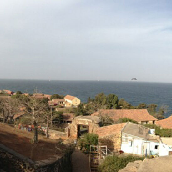 Sean Brock in Senegal: Gorée Island