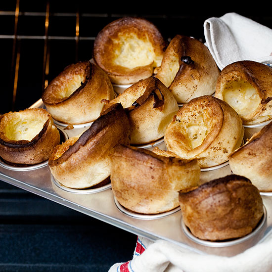 How to Make Popovers: Bake