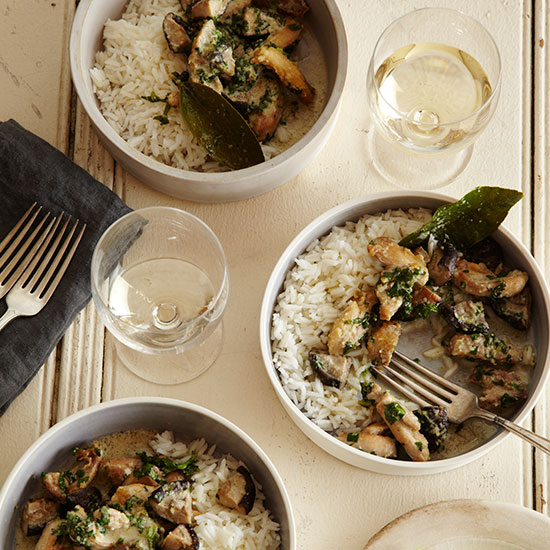 How to Make Thai Curry: Serve