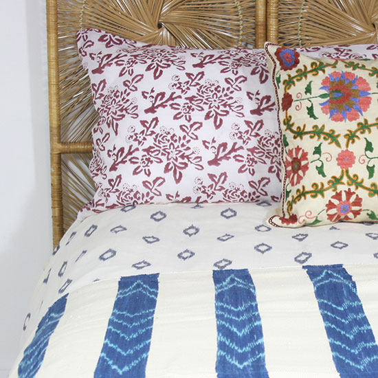 Tropical Style: Pillow Case Pair