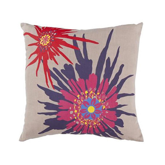 Tropical Style: Starfish Pillow