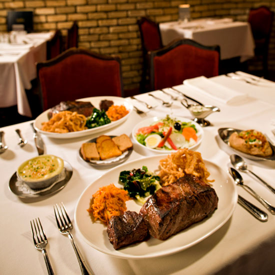 Best Steak House: Bern's; Tampa, FL
