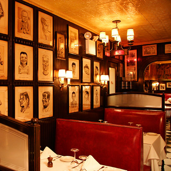 Best Steak House: Minetta Tavern; New York