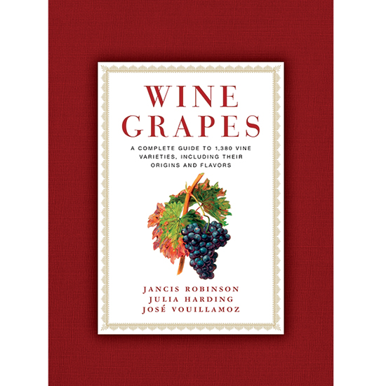 Books for Food Lovers: Wine Grapes