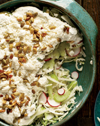 Crunchy Cabbage Icebox Salad