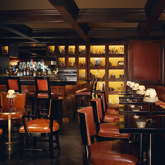 Mansion Bar, at the Rosewood Mansion on Turtle Creek, Dallas