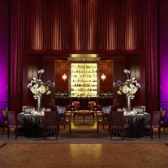 Redwood Room, at The Clift, San Francisco