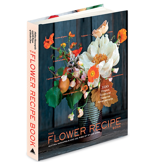 Books for Food Lovers: The Flower Recipe Book