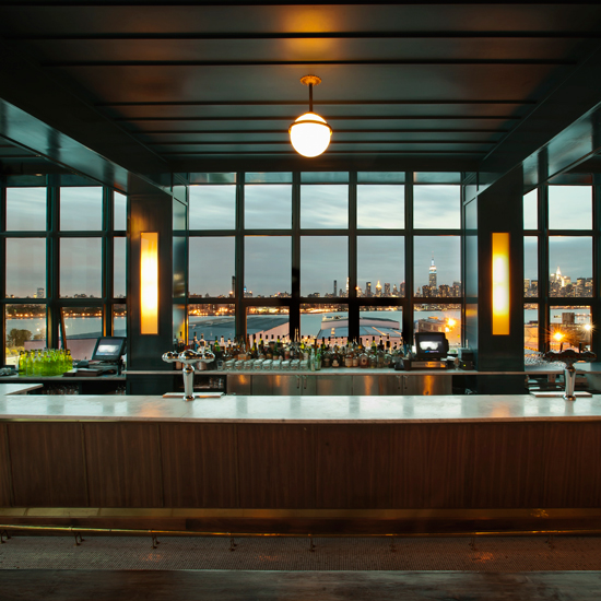 Hotel Bars: The Ides