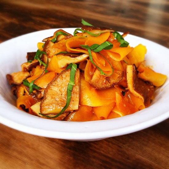 Seasonal Muse: Squash at Girl and the Goat, Chicago