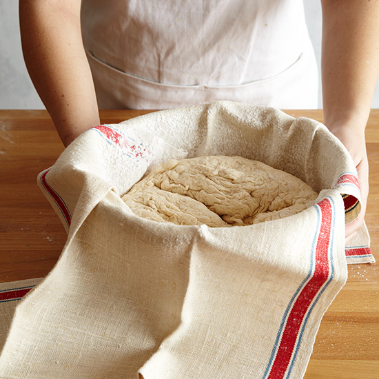 How to Make Bread: Transfer Loaves to Bowls