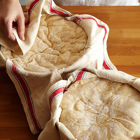How to Make Bread: Let Dough Rise