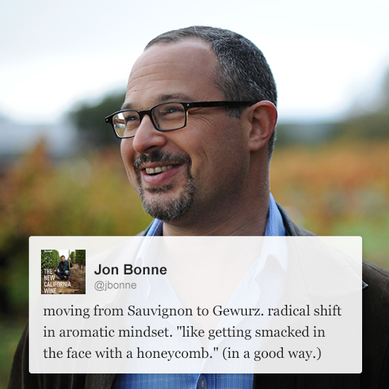 Wine Experts on Twitter: Jon Bonné