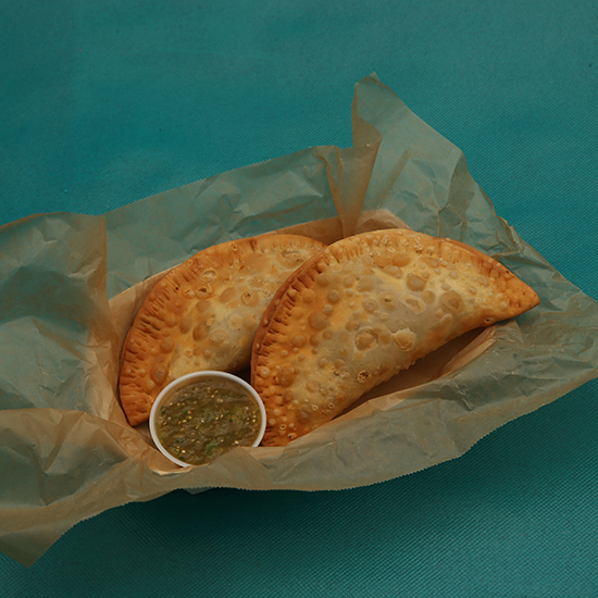 Best Stadium Food: Handmade Turkey Empanadas