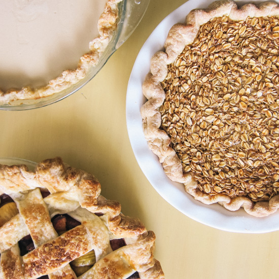 Pie Lessons: Clear your Schedule