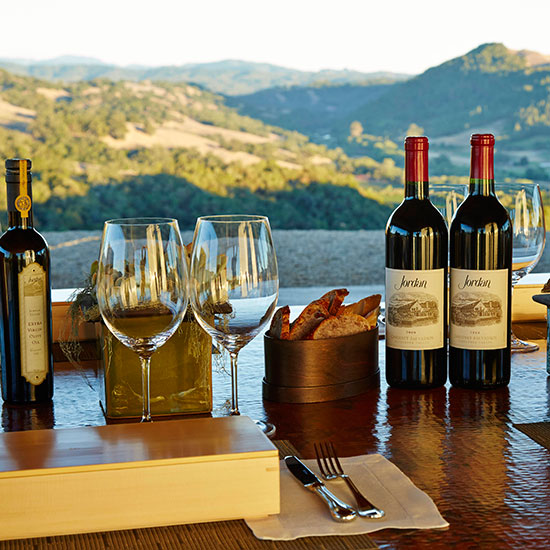 Sonoma County Wineries to Visit: Jordan