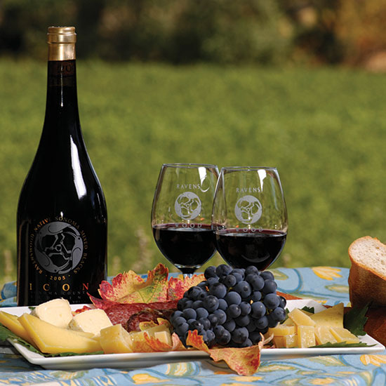 Sonoma County Wineries to Visit: Ravenswood