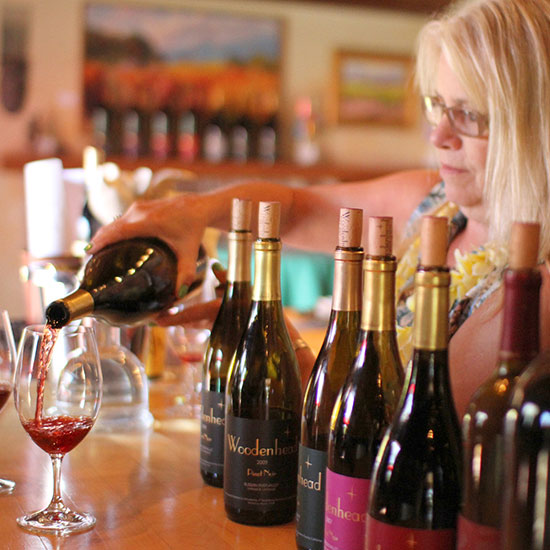 Sonoma County Wineries to Visit: Woodenhead