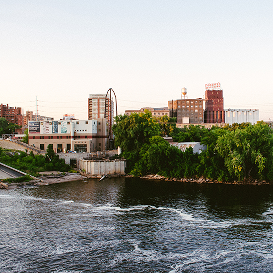Minneapolis Photo Tour: Mississippi River