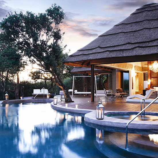 Winter Travel: Molori Safari Lodge
