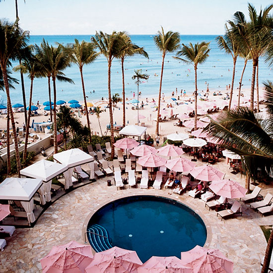 Winter Travel: Royal Hawaiian