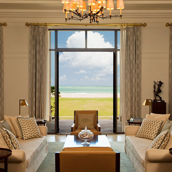 Winter Travel: St. Regis Bahia Beach Resort