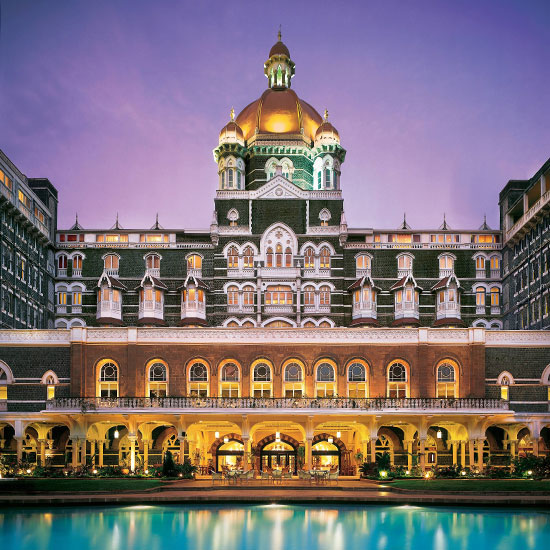 Winter Travel: Taj Mahal Palace Hotel