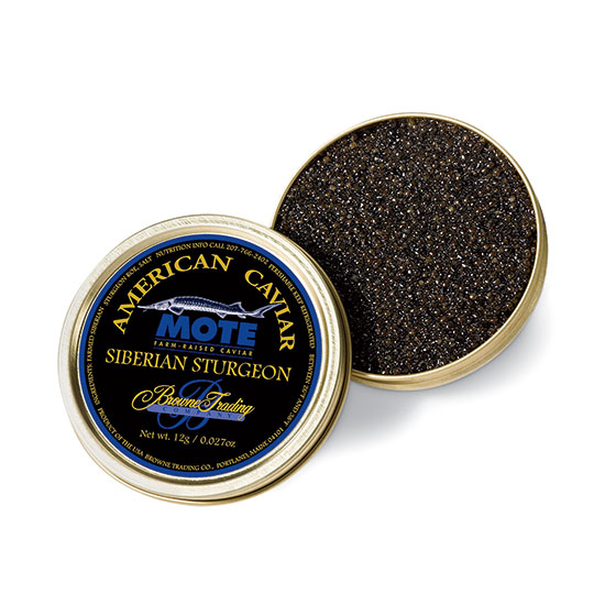 Star Chef Gift Picks: American Caviar