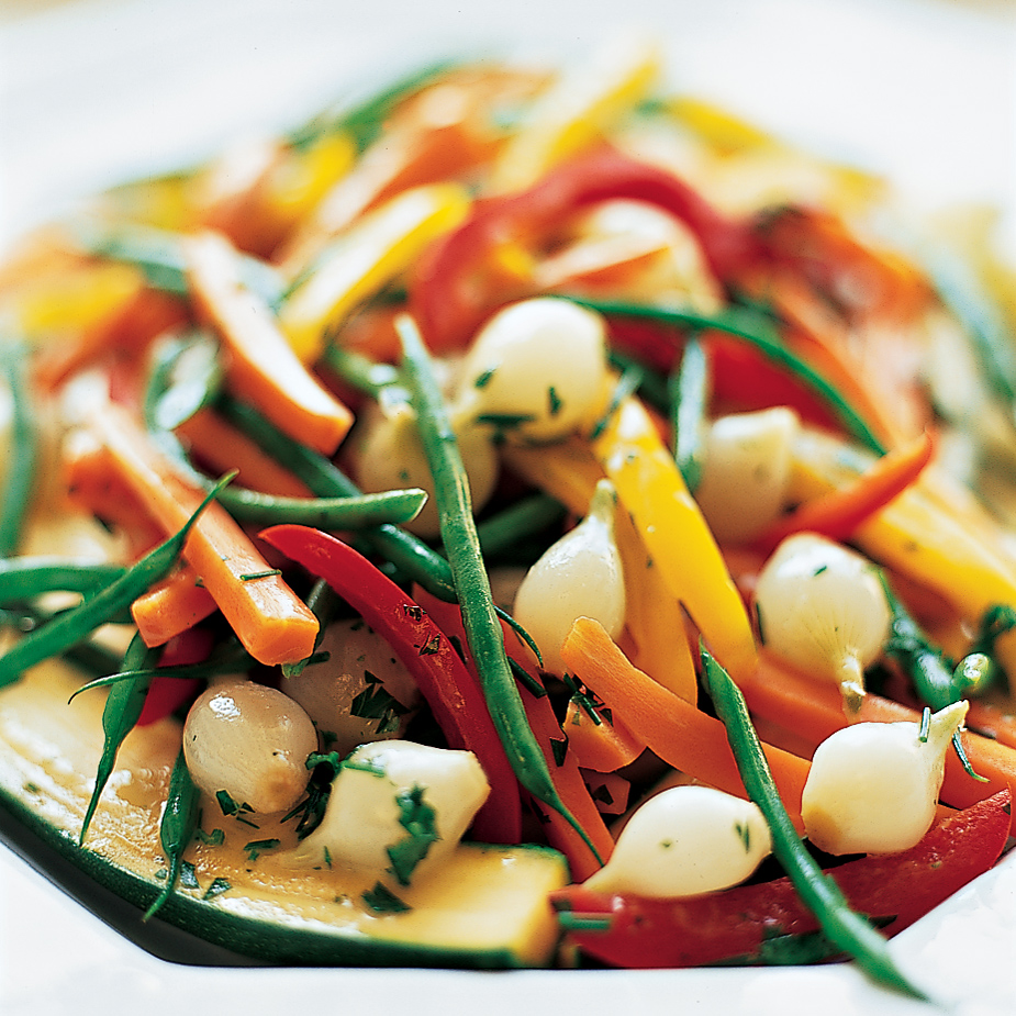 Vegetable Ragout with Fresh Herbs