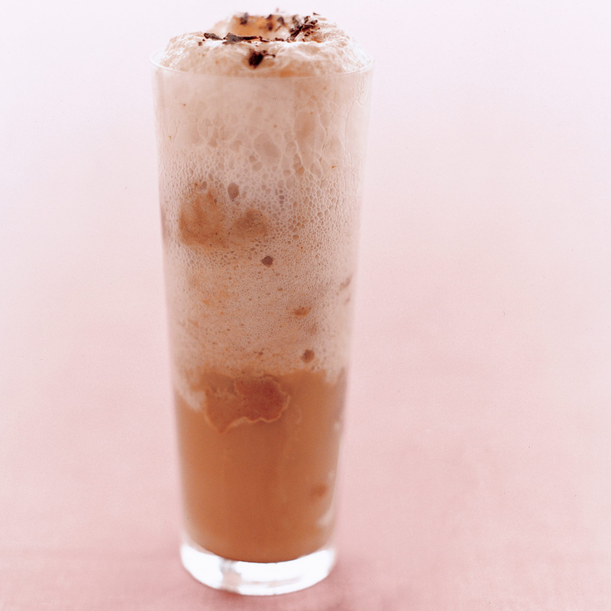 Cinnamon-Spiced Mocha Floats