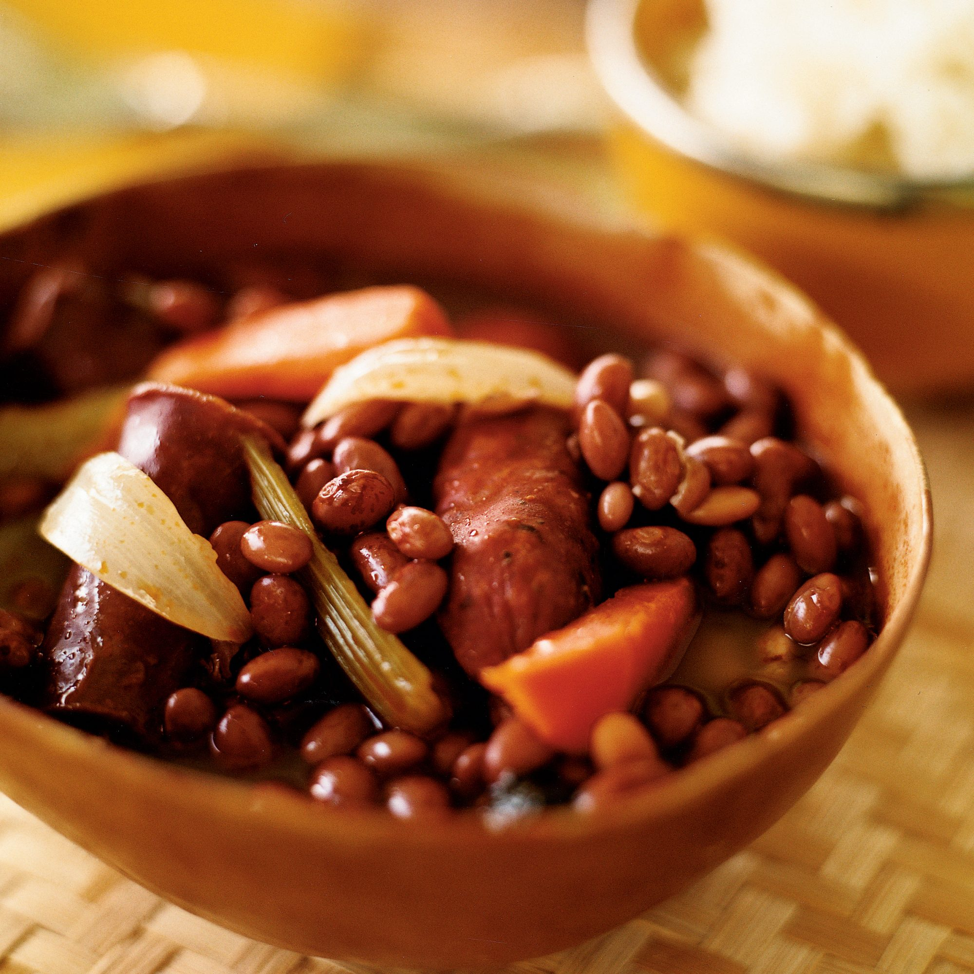 Chorizo and Pinto Bean Stew