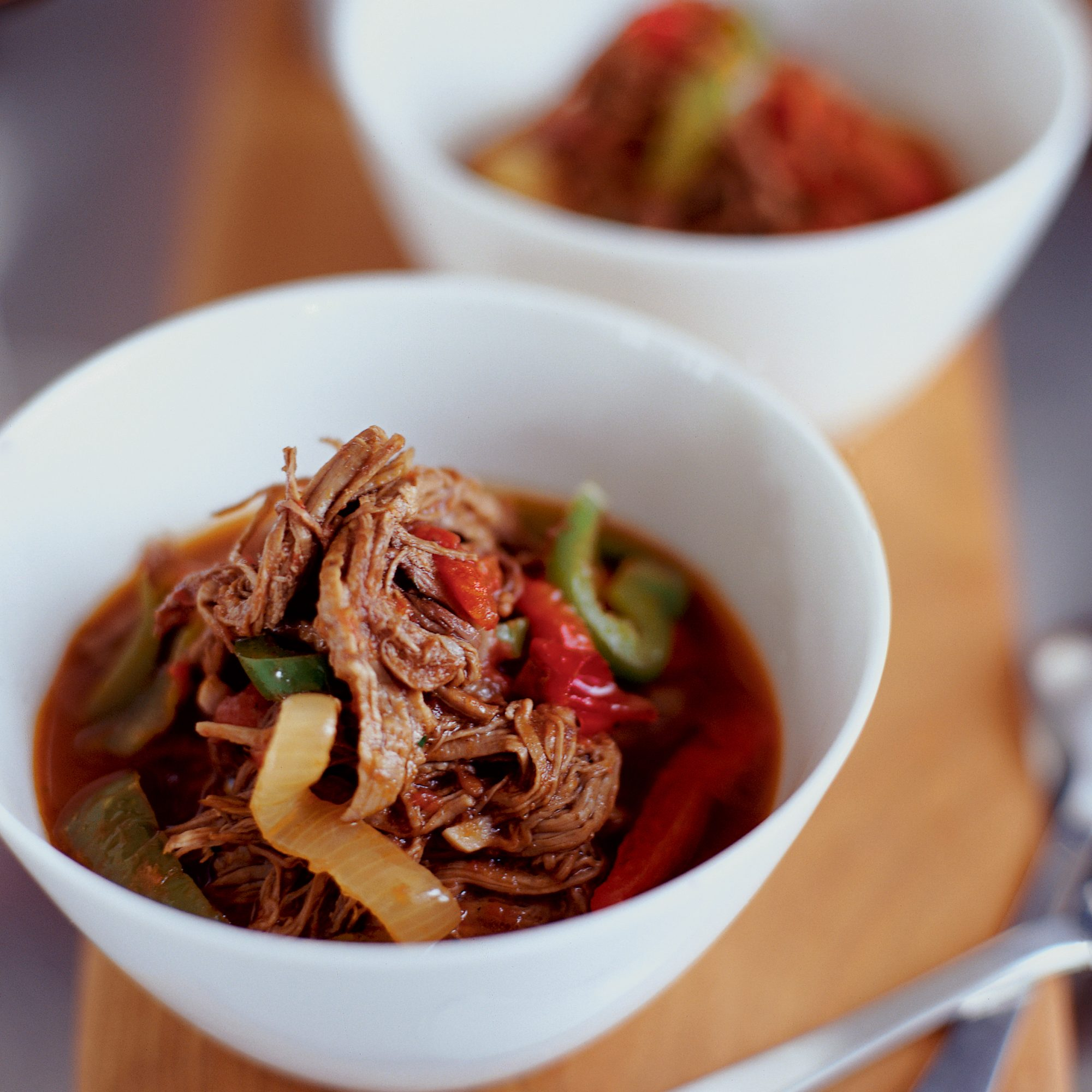 Ropa Vieja with Capers