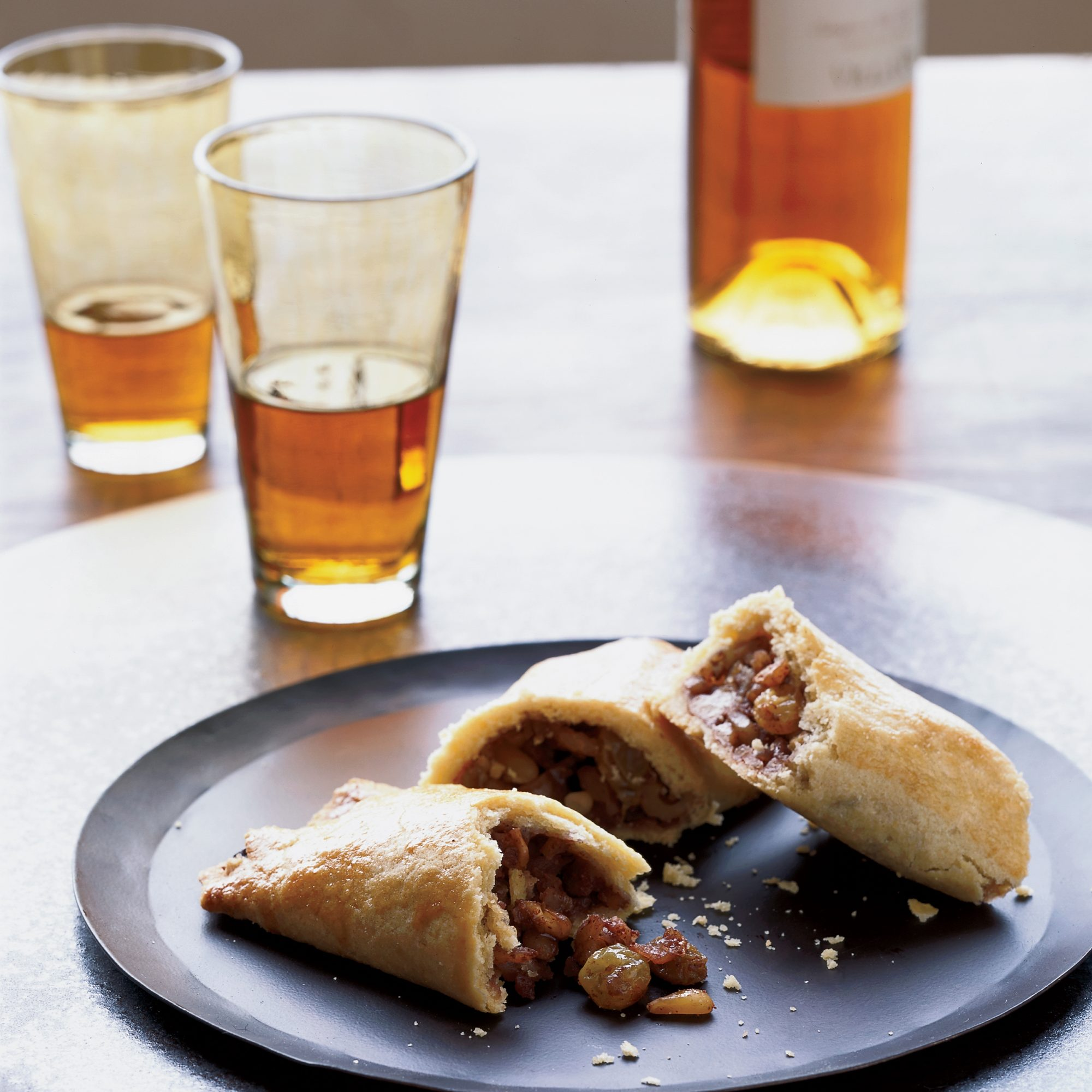 Umbrian Apple-Walnut Roll-Ups