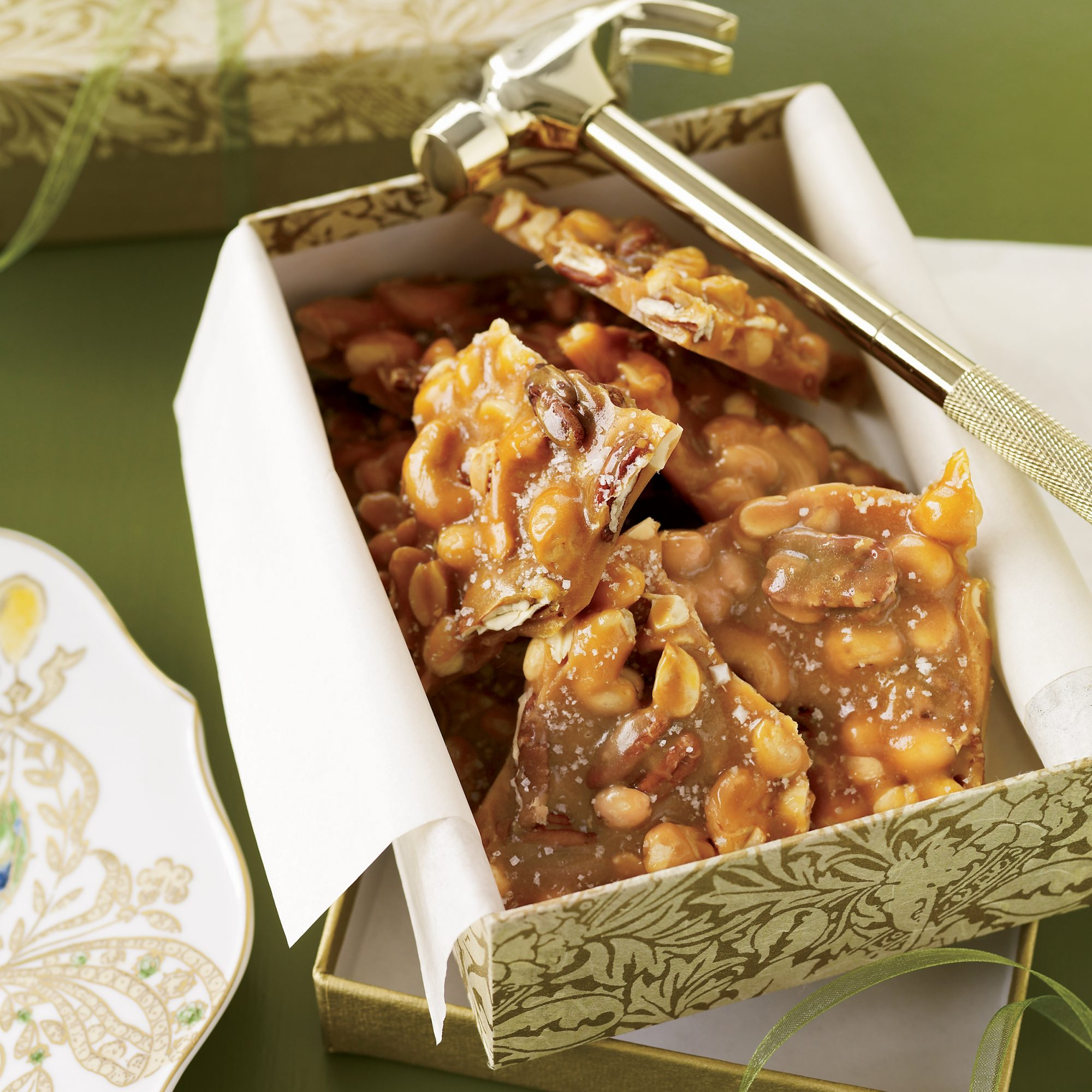 Best-Ever Nut Brittle
