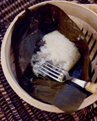 Fragrant Sticky Rice