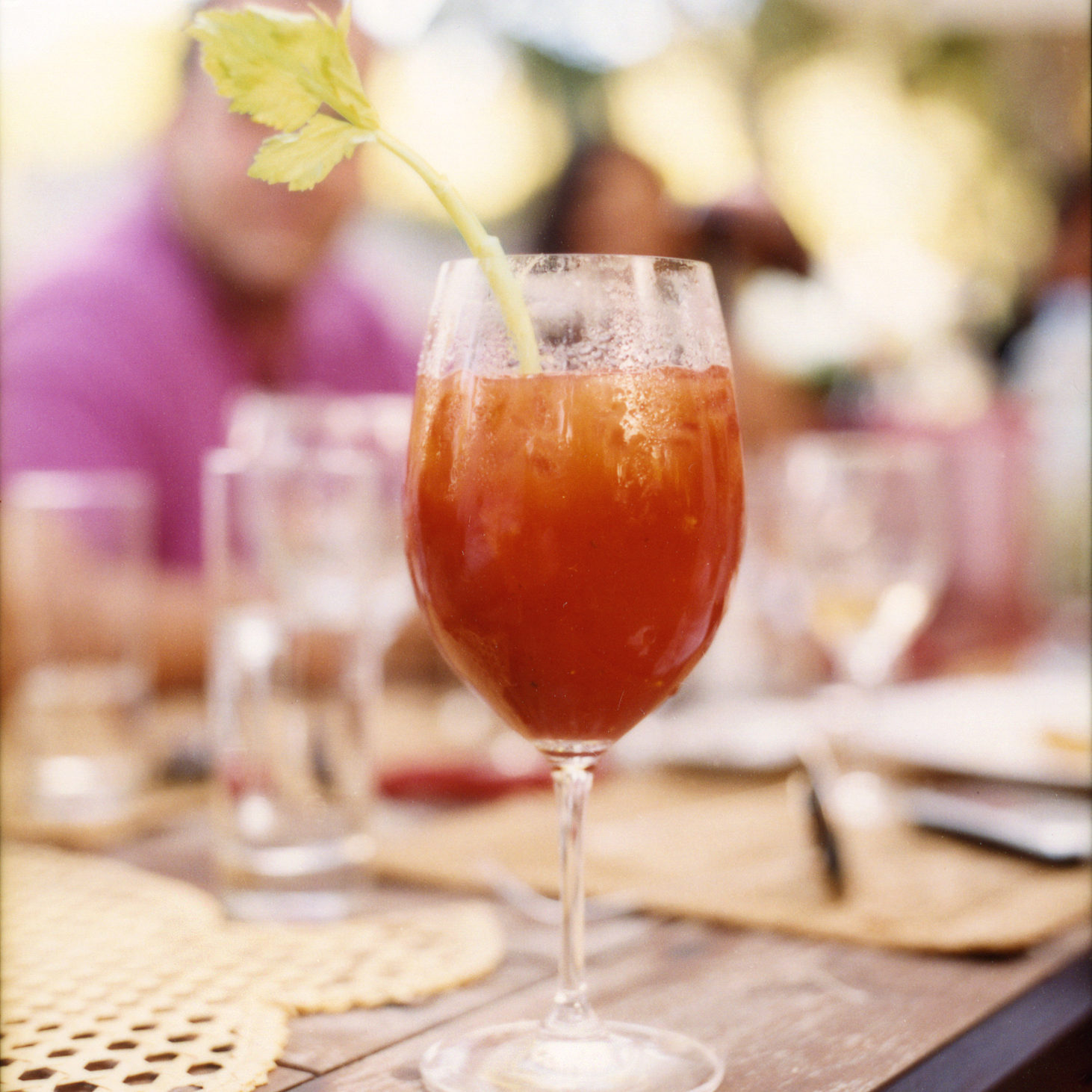 Thai Chile Bloody Marys