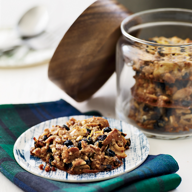 Fruit-and-Nut Energy Bars