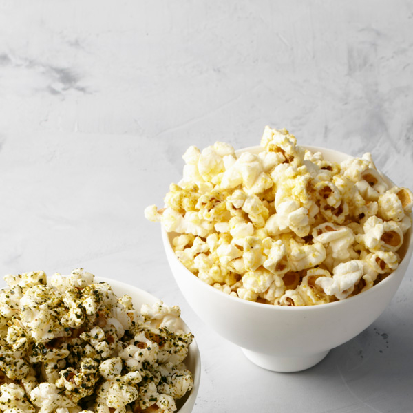Ranch Dressing Popcorn