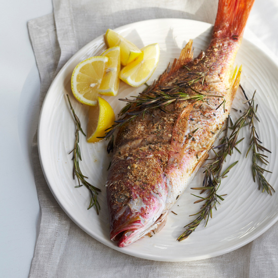 Grilled Whole Snapper Recipe Quick From Scratch Italian Food Wine
