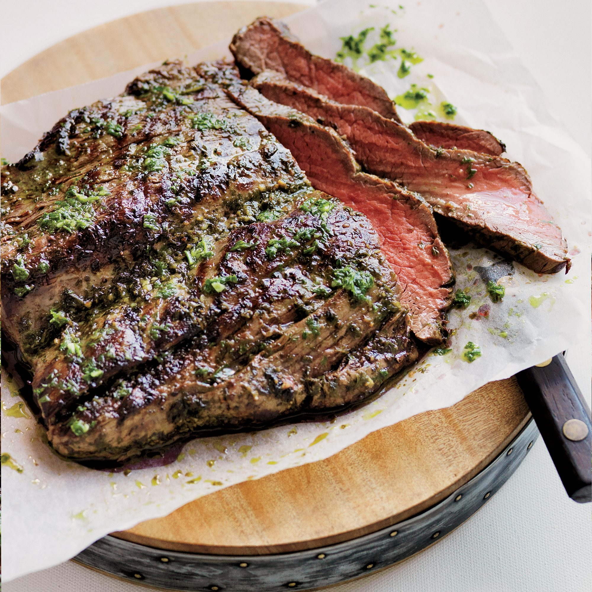 Churrasco with Chimichurri